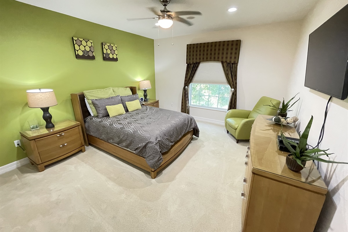 3rd Master Suite