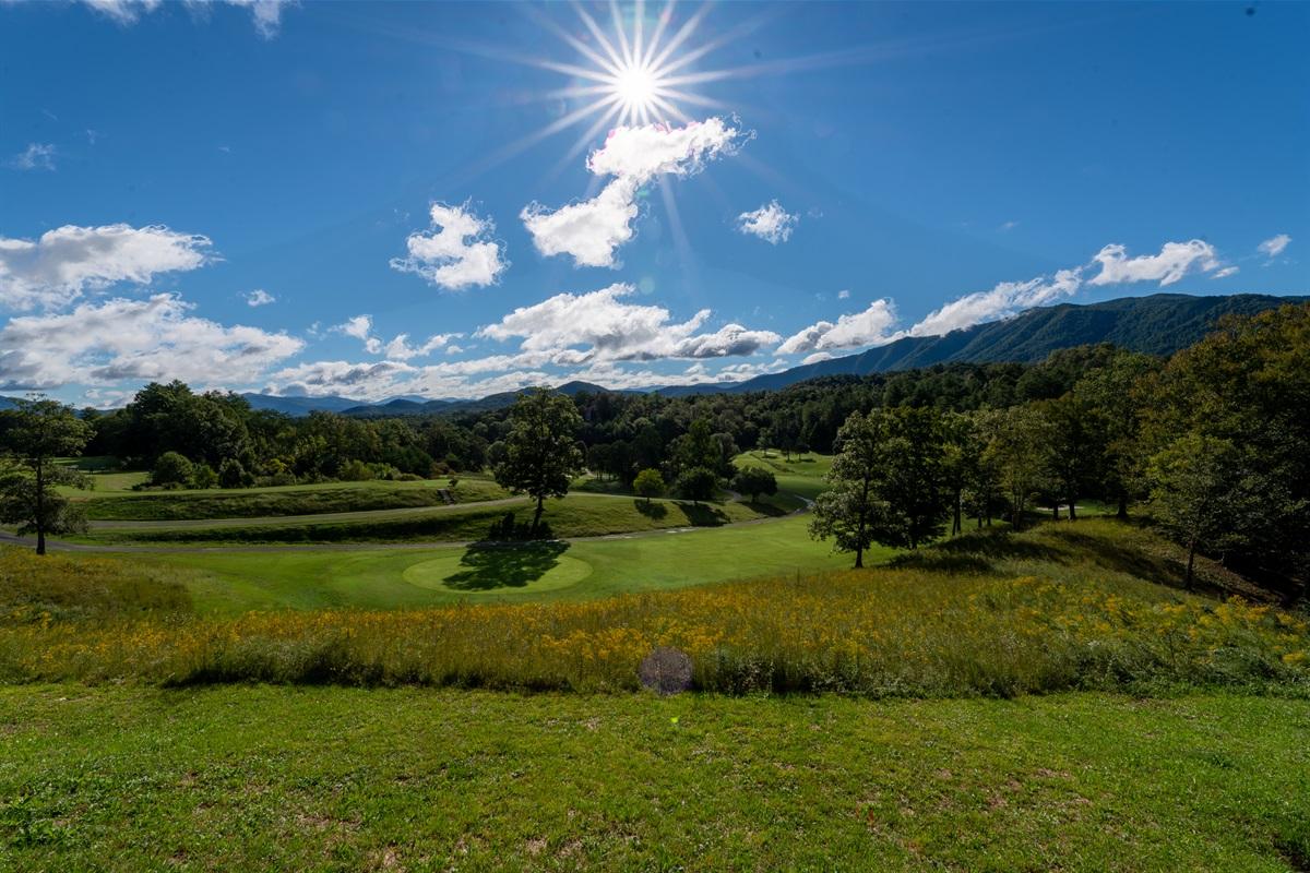 Wild Laurel Golf Course in the Laurel Valley community