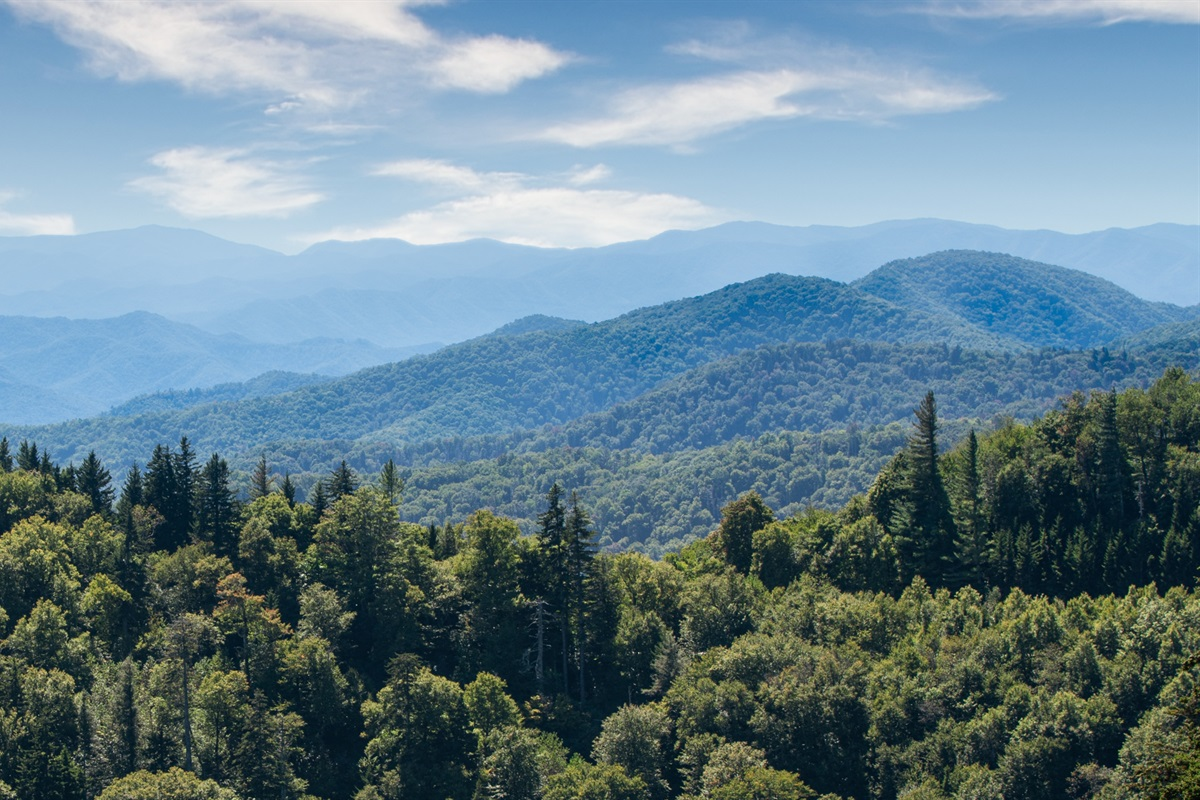 Welcome to the gateway of the Smoky Mountains