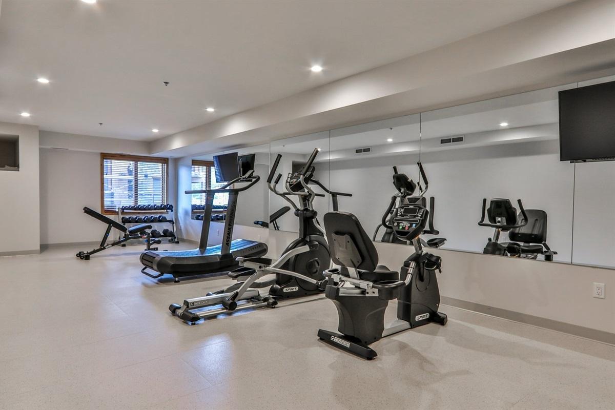 Gym - 1st floor