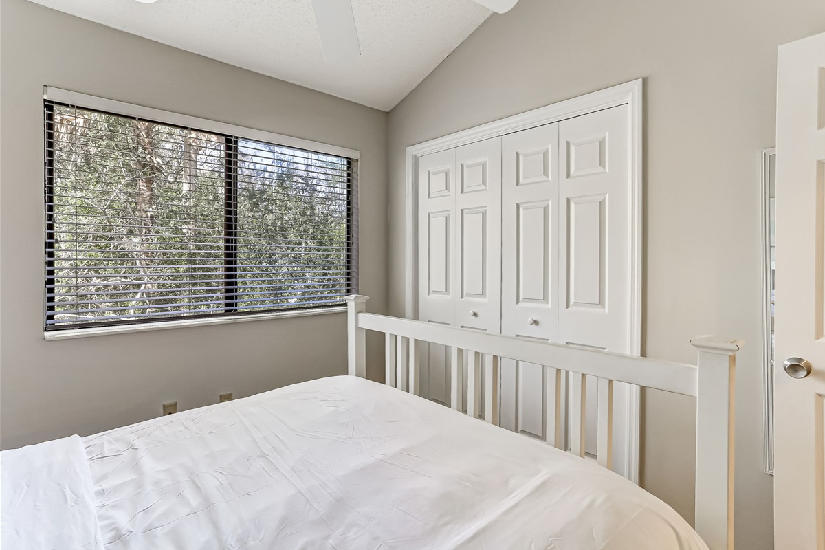 Guest Room with Natural Light