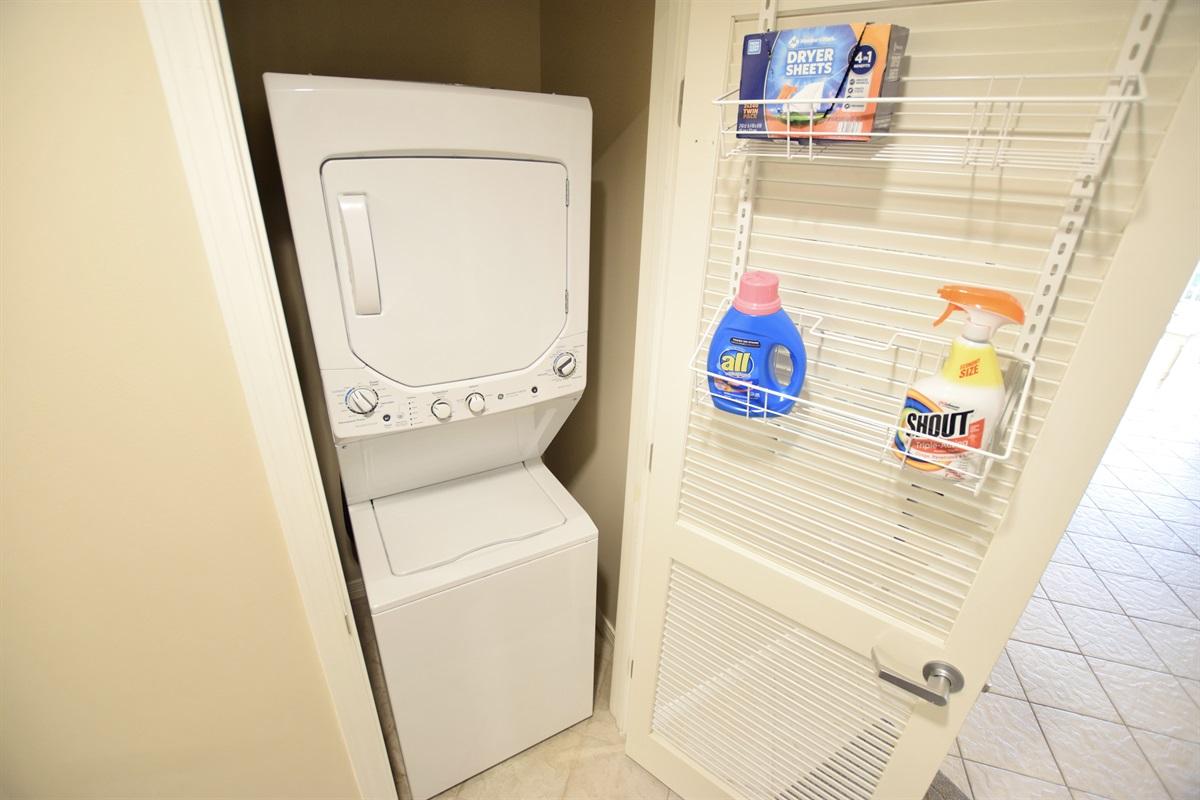 Destin West Gulfside #309 - Washer/Dryer