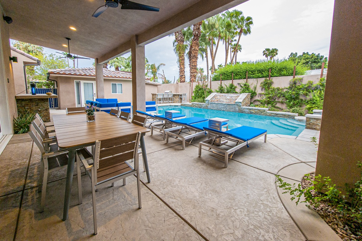 Your outdoor oasis awaits