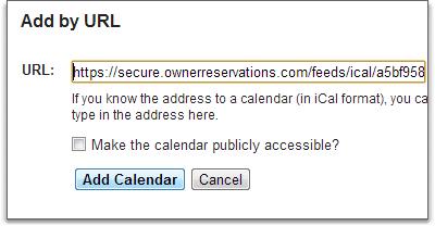 ical google add details
