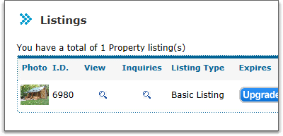 vrwd properties overview page
