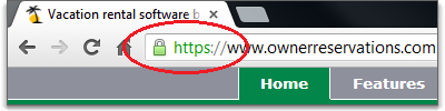 SSL / HTTPS everywhere